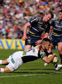 Aviva Premiership: Conor O'Shea tips Danny Care for the Lions