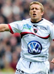Flyhalf Jonny Wilkinson of Toulon