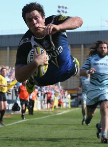 Francois Louw of Bath