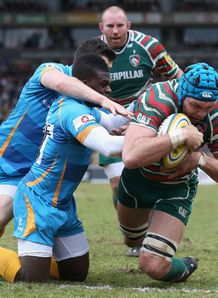 Graham Kitchener of Leicester Tigers
