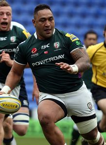 Aviva Premiership: Brian Smith hails London Irish prop Halani Aulika