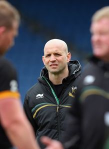 Jim Mallinder Saints DOR 2013