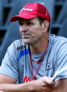 John Plumtree Sharks training 2013