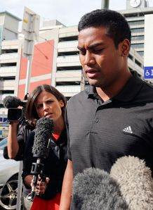 Julian Savea court 2013