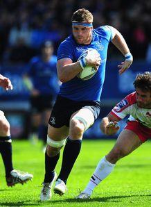 Leinster v Biarritz Jamie Heaslip