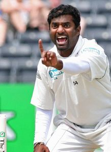 Picture of Muttiah Muralitharan