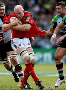 Heineken Cup: Paul O'Connell gains plaudits following Munster's win over Harlequins