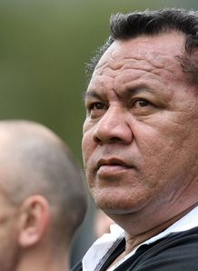 Peter Fatialofa Samoa women s rugby coach 2013