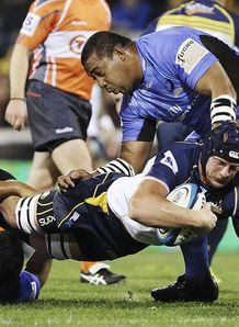 Peter Kimlin brumbies v force
