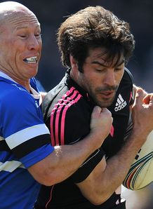 SKY_MOBILE Peter Stringer Bath Jerome Fillol Stade Francais