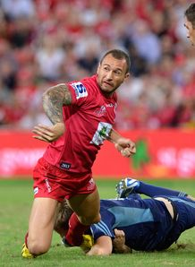 SKY_MOBILE Quade Cooper Queensland Reds