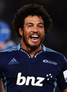 Rene Ranger Blues v Highlanders 2013