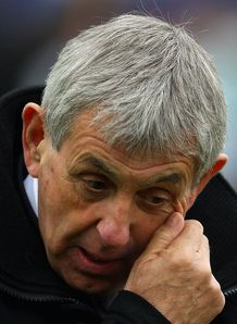 Sir Ian McGeechan close up