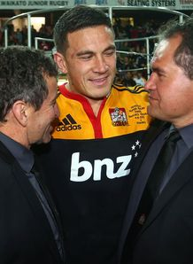 Sonny Bill Williams Chiefs SR Final 2012
