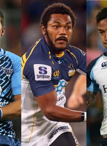 Super Rugby team of the week 12 2013