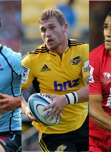Super Rugby team of the week 7 2013