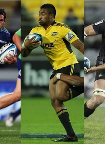 Super rugby team of the week 8 2013