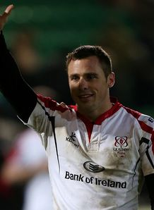 Tommy Bowe Ulster thumbs ups 2