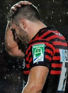 Saracens flanker Will Fraser a doubt for Heineken Cup semi-final