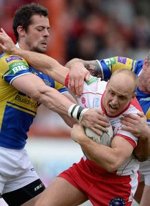 Super League: Brian McDermott advises Leeds not to rest on their laurels