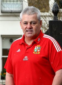 SKY_MOBILE Warren Gatland