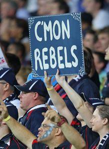 rebels fans