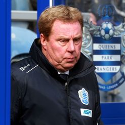 'Arry: Bracing for the drop