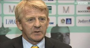 Strachan keeping things simple