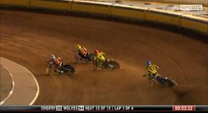 Coventry Bees v Wolverhampton - Heat 15