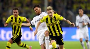 Reus ready for grand stage