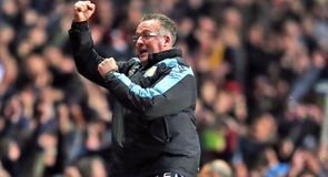 Lambert hails mental strength