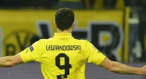 Goal of the night - Lewandowski