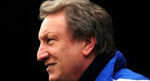 Warnock: Promotion race was over