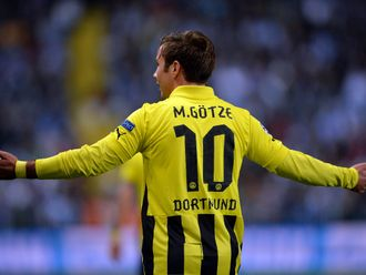 Gotze: Joining Bayern in the summer