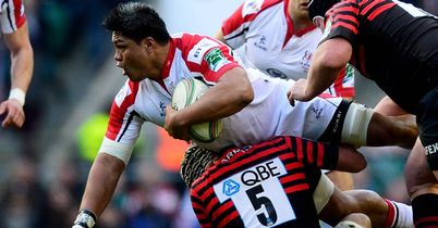 Williams back training with Ulster