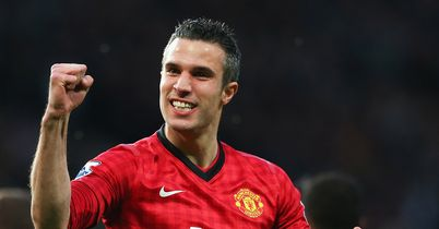 Van Persie Up For Moyes Challenge