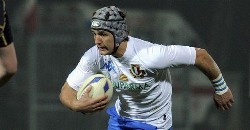 Michele Campagnaro Italy Under-20s 2013