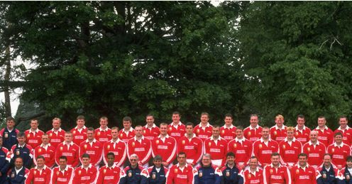 1997 - British and Irish Lions squad
