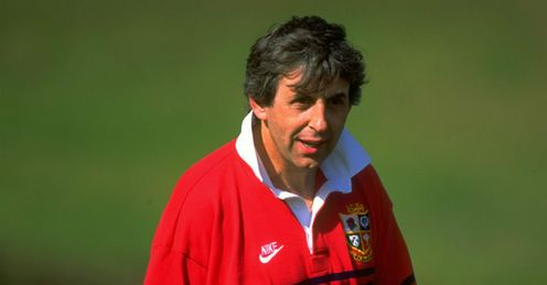 1993 - Ian McGeechan the British Lions coach