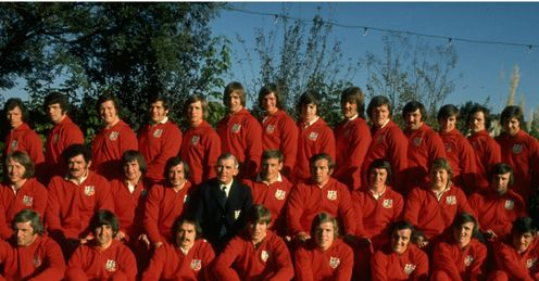 1974 British and Irish Lions squad