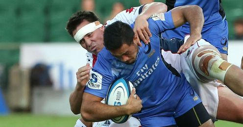 Alfi Mafi Western Force v Melbourne Rebels
