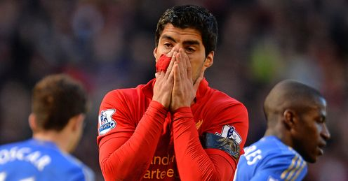 Luis Suarez: his redempton starts today, says Guillem Balague