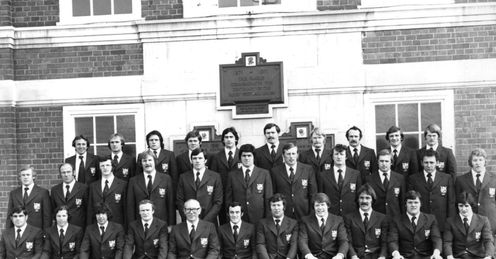 1977 - British and Irish Lions squad