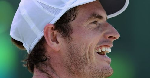 Andy Murray: hopes to play for Great Britain against Croatia in September