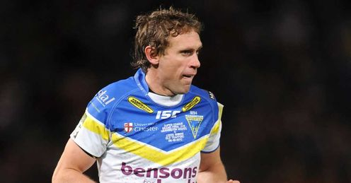 Brett Hodgson - Warrington Wolves