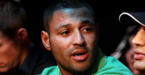 Brook: will step out of shadows on Saturday night after a long lay-off