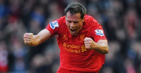 Carragher: Will bring his passion for football to Sky Studios next season