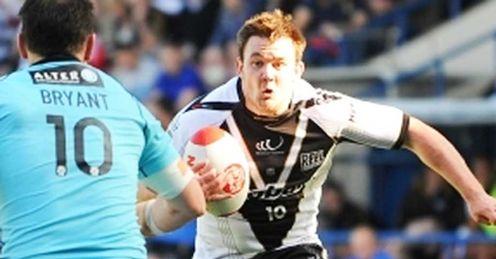 Ben Davies Widnes