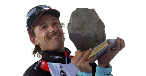 Fabian Cancellara has been the dominant force in this year's Classics