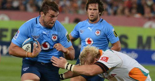 Flip van der Merwe Bulls v Cheetahs loftus Super Rugby 2013